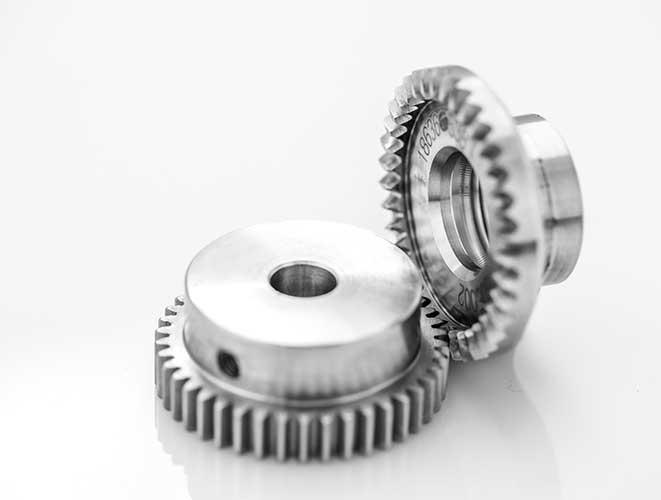 Kronenradgetriebe